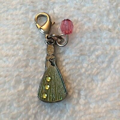 Disney Parks Charmed In The Park- Anna Dangle Charm