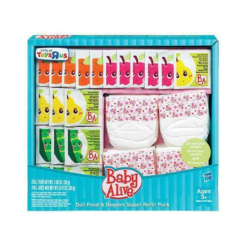 baby alive diapers ebay. Black Bedroom Furniture Sets. Home Design Ideas