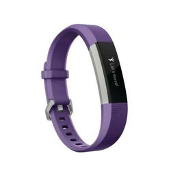 Fitbit FB411SRPM Ace Activity Tracker for Kids 8+, Power Purple/Stainless Steel