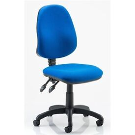 Trexus Intro High Back Chair - Blue.