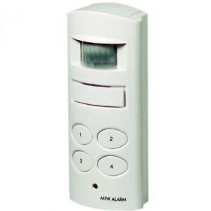 MOTION-ACTIVATED-ALARM-W-KEYPAD-DETECTOR-SENSOR