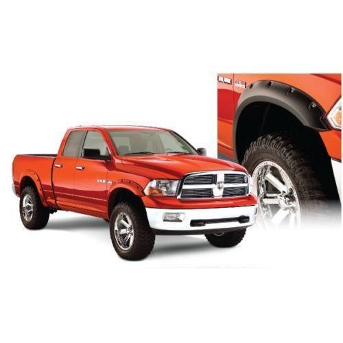 Dodge RAM Bushwacker: Exterior