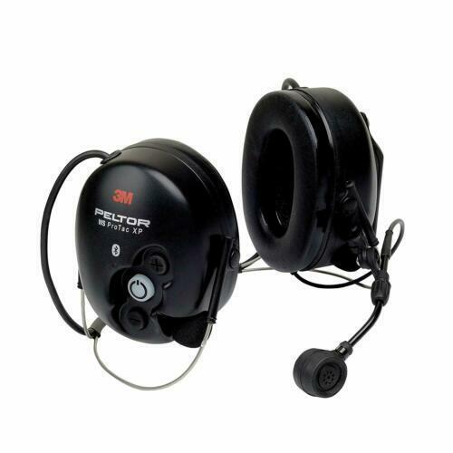 3M Peltor MT15H7BWS5-77 WS ProTac XP Bluetooth Flex Headset - Neckband