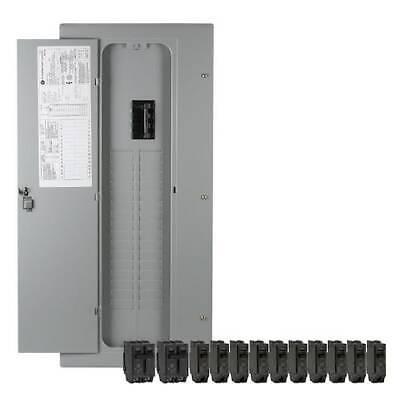 Ge 200-amp 32-space 40-circuit Copper-bus Home Indoor Main-breaker-box Panel Au
