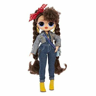 LOL Surprise OMG Series 2 Fashion Doll Busy BB Fashion Doll w/ 20 Surprises