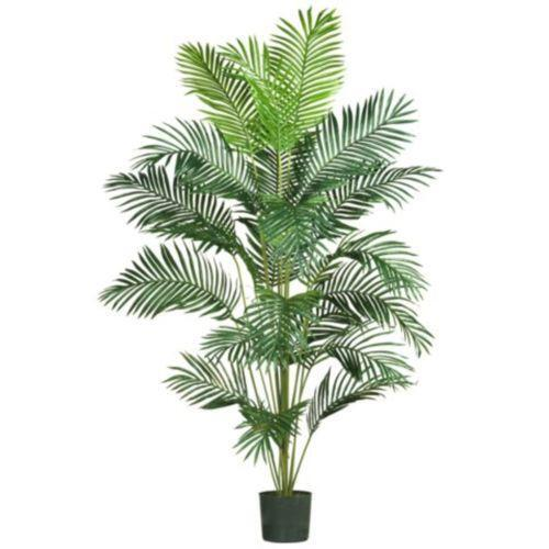 Artificial tropical plants floral decor ebay for Planta tropical interior