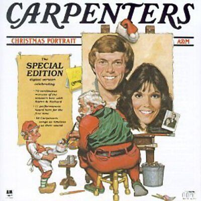 Купить Carpenters, The Carpenters - Christmas Portrait [New CD]