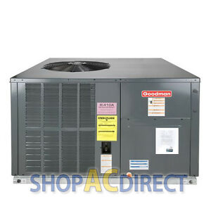 3 5 ton 14 seer goodman gas electric all in one package unit gpg1442080m41 ebay. Black Bedroom Furniture Sets. Home Design Ideas