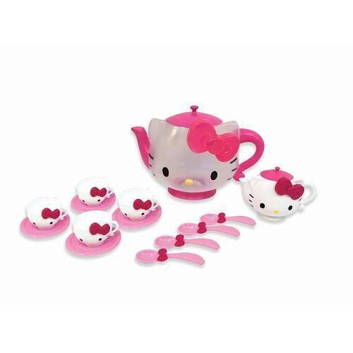 Hello Kitty Toys Set : Hello kitty tea set ebay