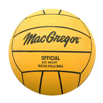 MacGregor Official Size Water Polo Ball