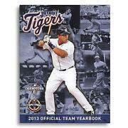Detroit Tigers Yearbook