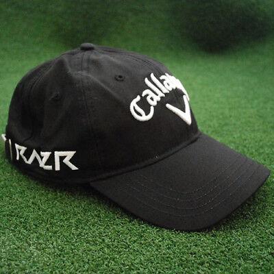 Callaway Golf RAZR Diablo Octane - Black Adjustable Hat - NEW  for sale  Shipping to India