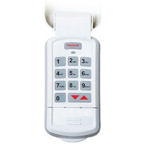Genie keypad remotes transmitters ebay for Garage door keypad repair