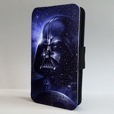 Darth Vader Death Star Wars Space FLIP PHONE CASE COVER for IPHONE SAMSUNG