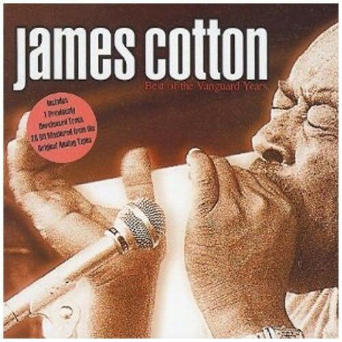 James Cotton - Best of the Vanguard Years [New CD] UK - Import