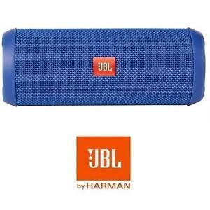 REFURB JBL FLIP 3 BLUETOOTH SPEAKER SPLASHPROOF PORTABLE STEREO BLUETOOTH SPEAKER - BLUE 105866568