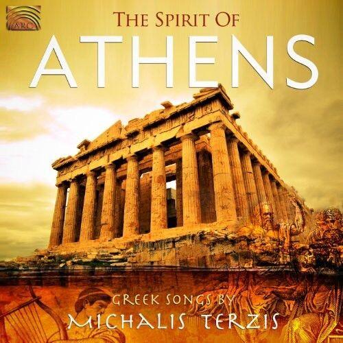 Michalis Terzis - Spirit of Athens: Greek Songs By Michalis Terzis [New CD]