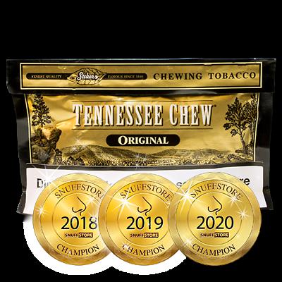 Stoker's Tennessee Chew Original 85g – Amerikanischer Kautabak