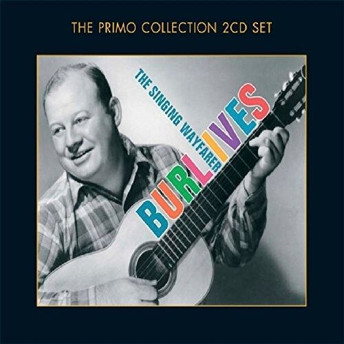 BURL IVES - THE SINGING WAYFARER 2 CD NEU