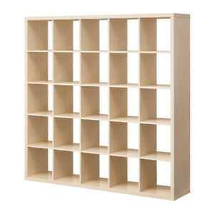 Ikea Kallax Shelf Birch Effect