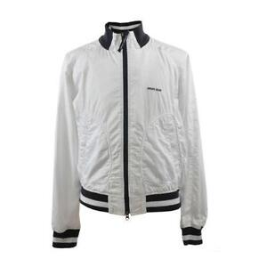 White Jean Jacket | eBay
