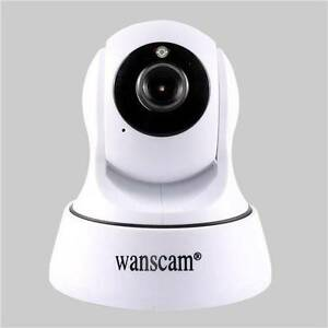 WANSCAM HW0036 720P Wireless IR WiFi H.264 Indoor IP Security Cam Doubleview Stirling Area Preview
