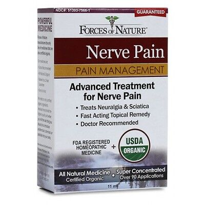 Forces Of Nature Nerve Pain Management 11 Ml