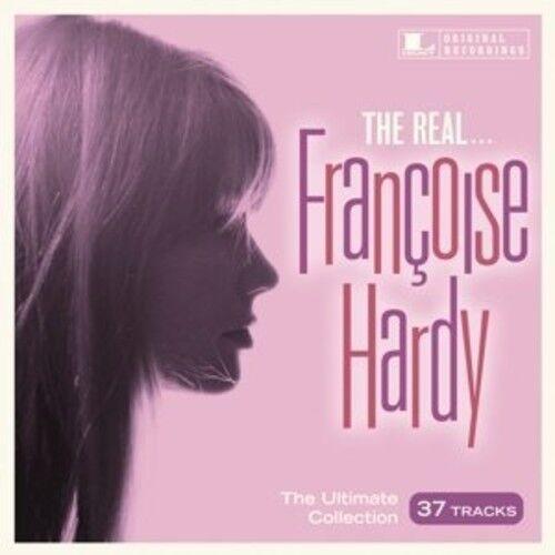 Francoise Hardy - Real Francoise Hardy [New CD] UK - Import