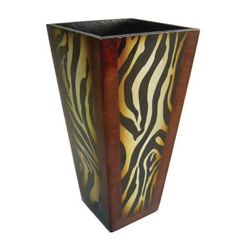 Zebra Planter Ebay