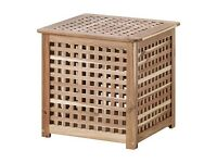 "Ikea ""Hol"" storage box good condition"