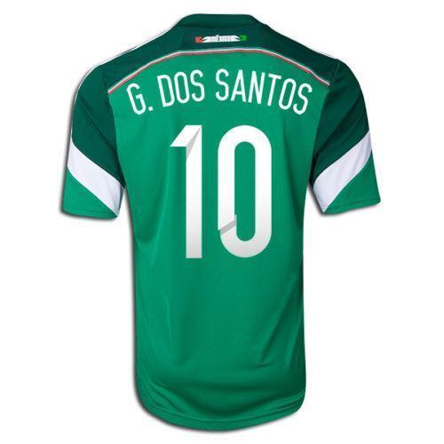 Dos Santos Jersey  Men  238b5213e