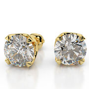 VVS Diamond Earrings