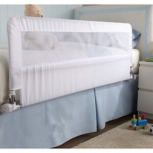 Extra long bed rail