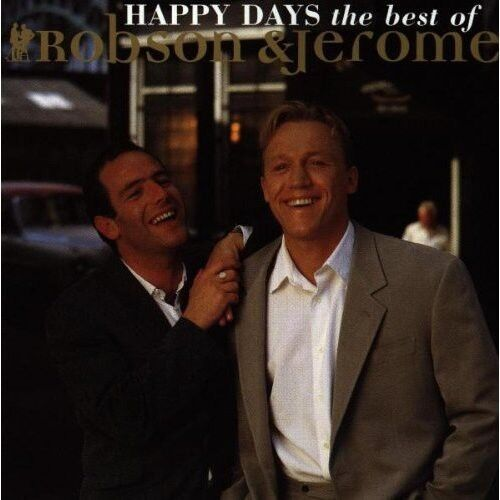 Robson & Jerome - Happy Days: Best Of [new Cd] Uk - Import