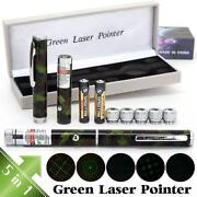 Laser Pointer Heads