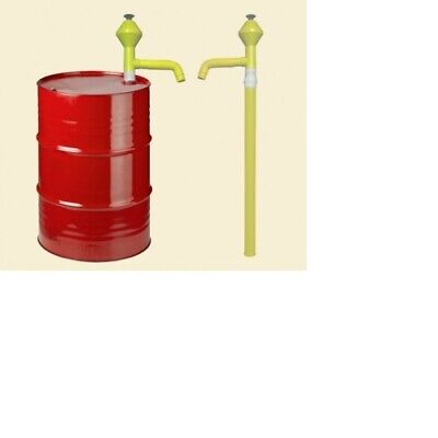 Manual Chemical Drum And Barrel Pump For Chemicals Solvents Thinners Etc.