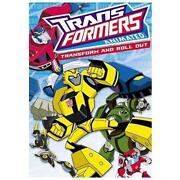 Transformers Animated Movie