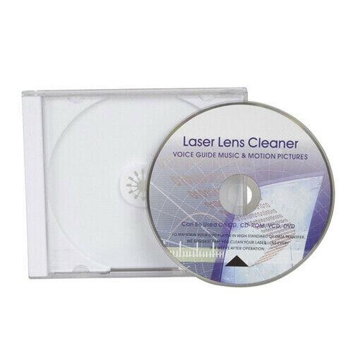 TechBrands CD/DVD Lens Cleaner