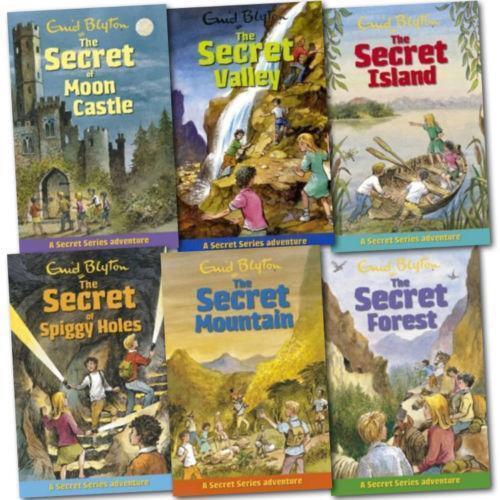 Free Comic Book Day Uk Store Locator: Enid Blyton Secret Series