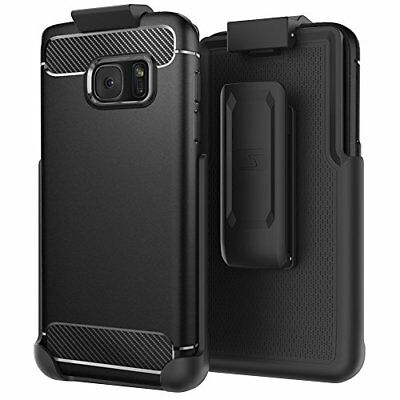 Belt Clip Holster for Spigen Rugged Armor Case - Samsung Galaxy S7
