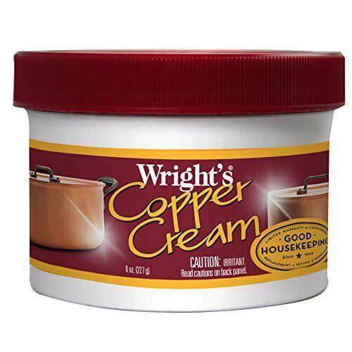 Weiman Wright's 8 Oz. Copper Cream Polish