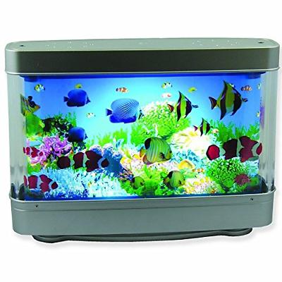 Lightahead Artificial Tropical Fish Aquarium Decorative Lamp Virtual Ocean in A 1