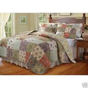 Oversized King Bedspread | eBay : oversized king quilt bedspread - Adamdwight.com