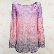 Womens Lace Tops