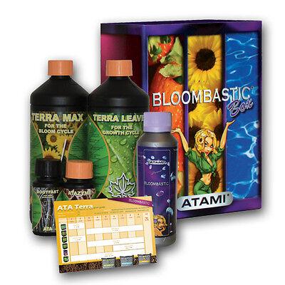 Atami Bcuzz Bloombastic Box Set Terra Free Pipet