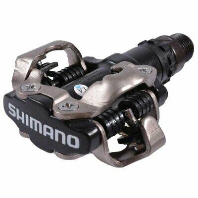 Pedales de MTB, Shimano, M520, SPD, negro (Shimano)