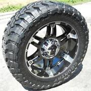 Dodge RAM Wheels Black 20