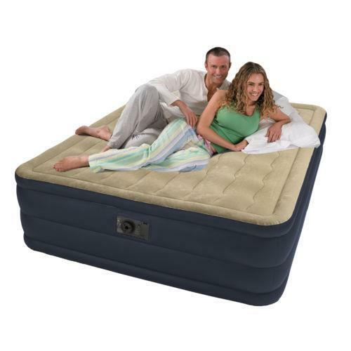 Air Bed With Built In Pump Ebay