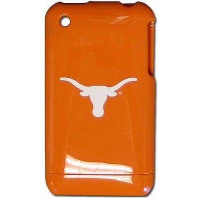 Iphone 3g Hard Snap (Texas Longhorns NCAA Apple iPhone 3G 3GS Faceplate Case Plastic Hard Snap Cover)