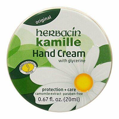 Herbacin Glycerine Hand Cream 20 Milliliter